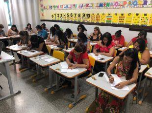 Centro Municipal de Educação Infantil recebe capacitação sobre método Montessori