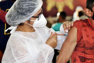 Vacinação contra Covid será para 1ª e 2ª doses nesta quarta e quinta em Coxim