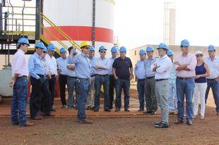 Ipiranga e Cerradinho Bio implantam distribuidora de Diesel em Chapadão do Sul