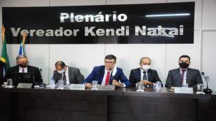 Câmara Municipal cobra da Vivo reparos e melhor qualidade nos serviços aos clientes de Paraíso das Águas