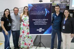 Alcinópolis aderiu ao programa Cidade Empreendedora