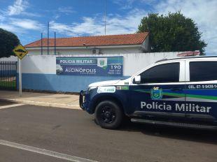 Polícia Militar prende homem por dirigir embriagado em Alcinópolis