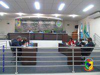 Vereadores votam Projeto de Lei que declara CONSEG de utilidade pública durante Sessão Extraordinária