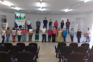 Membros do CACS Fundeb de Chapadão do Sul tomaram posse na última segunda-feira, 05