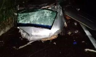 Acidente na BR158: condutor de Gol morre no local