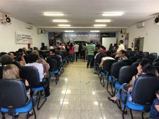 Vereadores de Coxim adiam sessão por conta da morte do professor Bira
