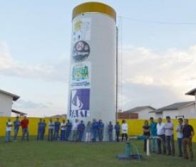 No aniversário de 38 anos de Costa Rica, Governo Municipal e SAAE inauguram duas Estações de Tratamento de Água