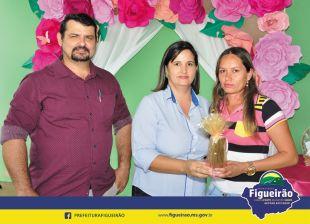 Secretaria de Assistência Social de Figueirão homenageia as mães no Sindicato Rural