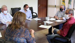 Governador garante recursos para construção de Centro de Pesquisas da Fiocruz na Capital