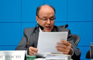 Mochi solicita melhorias para Capital e Corguinho