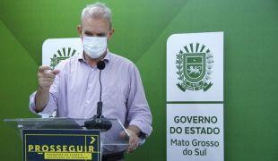 Secretário de Estado de Saúde anuncia vacinação de novos grupos contra a Covid-19