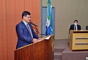 Prefeito participa da sessão solene de abertura dos trabalhos legislativos