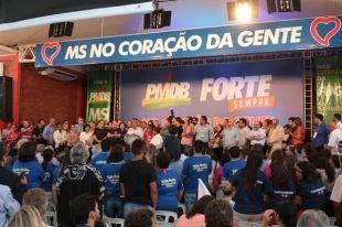 MDB realiza novo encontro estadual e inicia mobilização na Capital