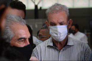 Novo lote de vacinas devem chegar na quinta-feira, diz governador do Estado