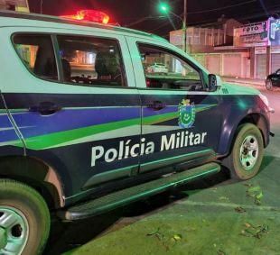 Polícia Militar prende homem por furtar em propriedade rural de Paranaíba
